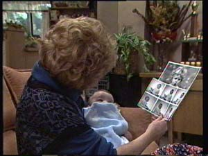 Madge Bishop, Sam Cole in Neighbours Episode 0312