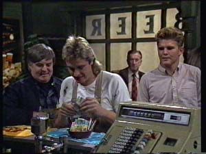 Tom Ramsay, Shane Ramsay, Barry Dean in Neighbours Episode 0312