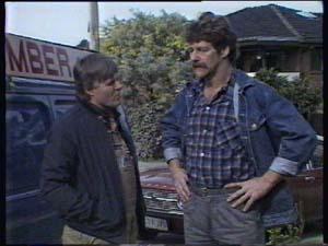 Alex Carter, Tom Ramsay in Neighbours Episode 0313