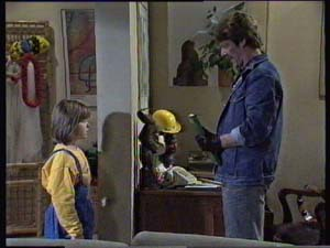 Vicki Gibbons, Alex Carter in Neighbours Episode 0313
