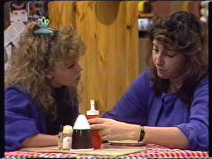 Charlene Mitchell, Susan Cole in Neighbours Episode 0316