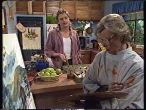 Helen Daniels, Shane Ramsay in Neighbours Episode 0316