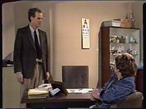 Graham Gibbons, Alex Carter in Neighbours Episode 0319