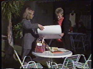 Jane Harris, Daphne Clarke in Neighbours Episode 0319
