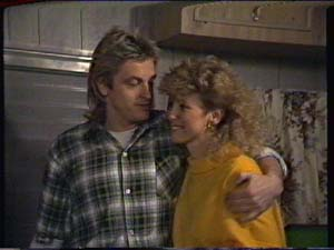 Shane Ramsay, Patty Collins in Neighbours Episode 0320