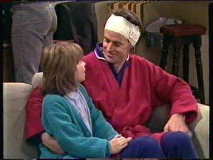 Graham Gibbons, Vicki Gibbons in Neighbours Episode 0324