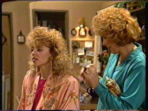 Madge Bishop, Charlene Mitchell in Neighbours Episode 0324