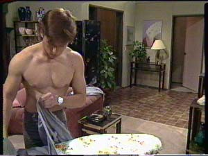 Mike Young in Neighbours Episode 0325