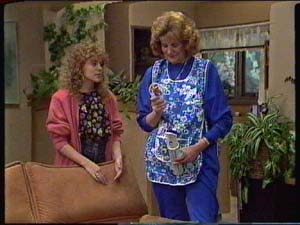 Charlene Mitchell, Madge Bishop in Neighbours Episode 0327