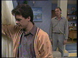 Paul Robinson, Jim Robinson in Neighbours Episode 0368