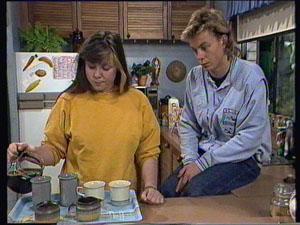 Nikki Dennison, Scott Robinson in Neighbours Episode 0368