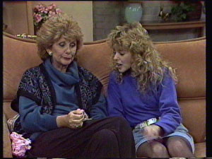 Madge Bishop, Charlene Mitchell in Neighbours Episode 0372