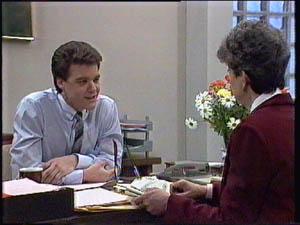 Paul Robinson, Nell Mangel in Neighbours Episode 0378