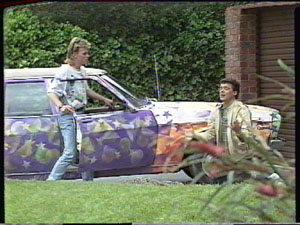 Scott Robinson, Paul Robinson in Neighbours Episode 0387