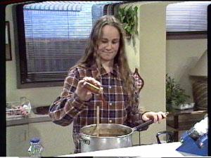 Kelly Morgan in Neighbours Episode 0387