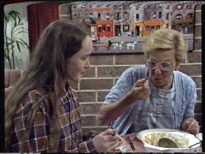 Kelly Morgan, Eileen Clarke in Neighbours Episode 0387