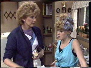 Charlene Mitchell, Madge Mitchell in Neighbours Episode 0388