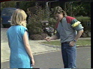 Jane Harris, Mike Young in Neighbours Episode 0388