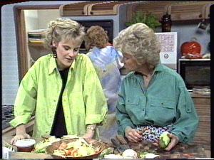 Daphne Clarke, Helen Daniels in Neighbours Episode 0390