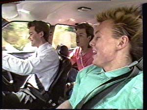 Paul Robinson, Mike Young, Scott Robinson in Neighbours Episode 0391