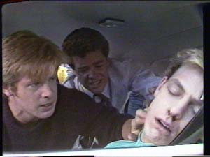 Clive Gibbons, Paul Robinson, Scott Robinson in Neighbours Episode 0392