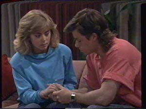 Jane Harris, Mike Young in Neighbours Episode 0393