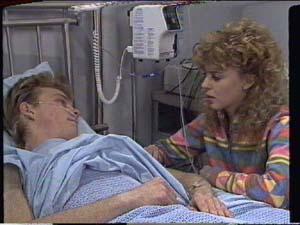 Charlene Mitchell, Scott Robinson in Neighbours Episode 0393