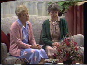 Eileen Clarke, Nell Mangel in Neighbours Episode 0395