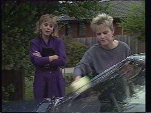 Jane Harris, Daphne Clarke in Neighbours Episode 0396
