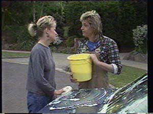 Daphne Clarke, Shane Ramsay in Neighbours Episode 0396