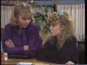 Jane Harris, Charlene Mitchell in Neighbours Episode 0396