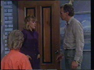 Helen Daniels, Jane Harris, Jim Robinson in Neighbours Episode 0397