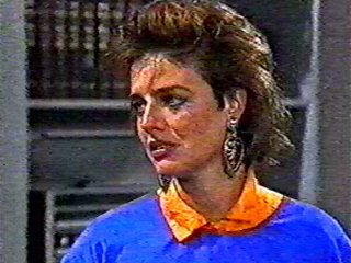 Gail Robinson in Neighbours Episode 0487
