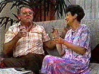 Harold Bishop, Nell Mangel in Neighbours Episode 0487