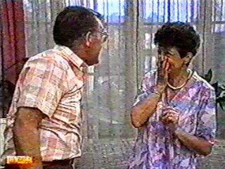 Harold Bishop, Nell Mangel in Neighbours Episode 0488
