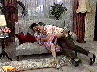 Nell Mangel  Harold Bishop in Neighbours Episode 0488