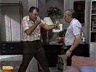 Harold Bishop, Rob Lewis in Neighbours Episode 0488