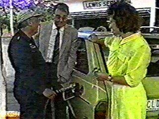 Rob Lewis, Harold Bishop, Gail Robinson in Neighbours Episode 0488