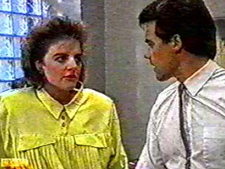 Gail Robinson, Paul Robinson in Neighbours Episode 0489