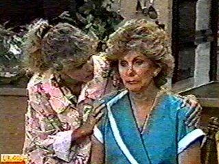 Madge Bishop, Charlene Mitchell in Neighbours Episode 0489