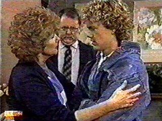 Madge Bishop, Harold Bishop, Henry Ramsay in Neighbours Episode 0491