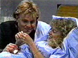 Charlene Mitchell, Scott Robinson in Neighbours Episode 0493