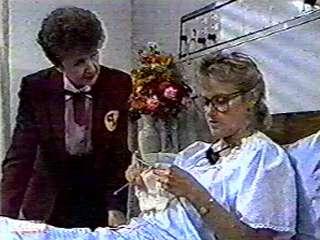 Nell Mangel, Daphne Clarke in Neighbours Episode 0495