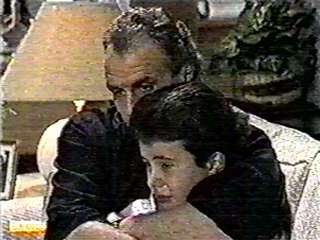 Jim Robinson, Lucy Robinson in Neighbours Episode 0497