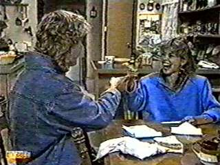 Henry Ramsay, Charlene Mitchell in Neighbours Episode 0499