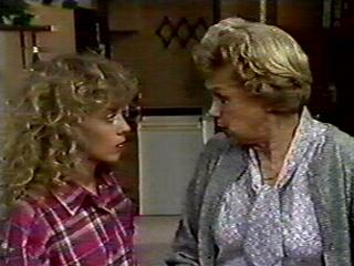 Charlene Mitchell, Edna Ramsay in Neighbours Episode 0520
