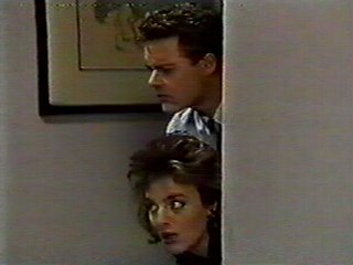 Paul Robinson, Gail Robinson in Neighbours Episode 0522