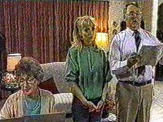 Nell Mangel, Jane Harris, Harold Bishop in Neighbours Episode 0735