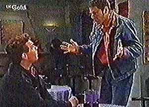 Mark Gottlieb, Luke Handley in Neighbours Episode 2437