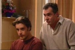 Drew Kirk, Karl Kennedy in Neighbours Episode 3815